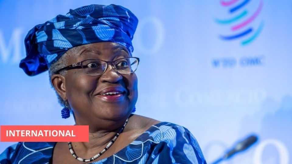 NGOZI OKONJO-IWEALA LA PREMIÈRE AFRICAINE À LA TÊTE DE L'OMC