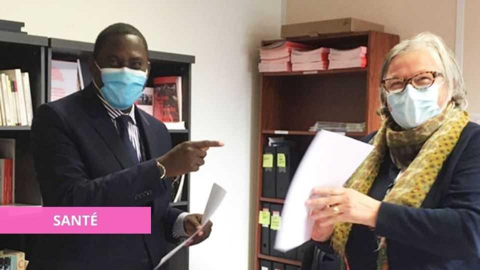 SANTÉ : RENOUVELLEMENT DU PARTENARIAT ENTRE LE GABON ET LE SAMU SOCIAL INTERNATIONAL