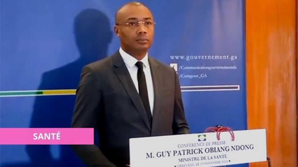 « NOTRE OBJECTIF EST DE VACCINER…PLUS DE 50 % DE LA POPULATION »,GUY PATRICK OBIANG