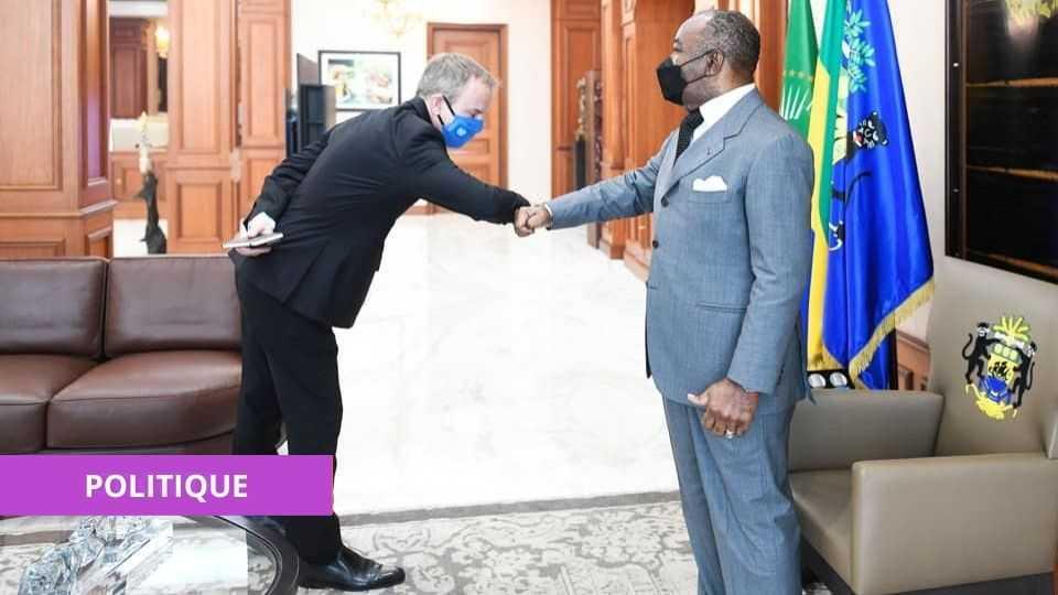 GABON : LE COORDONNATEUR RÉSIDENT DE L'ONU FAIT SES ADIEUX À ALI BONGO ONDIMBA