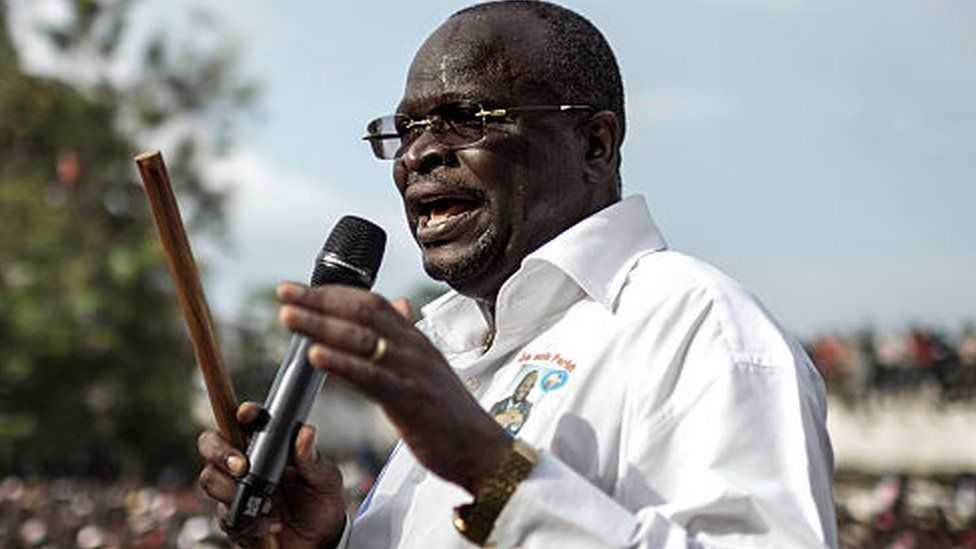 CONGO : LE PRINCIPAL OPPOSANT DE SASSOU NGUESSO MEURT LE JOUR DE L'ELECTION