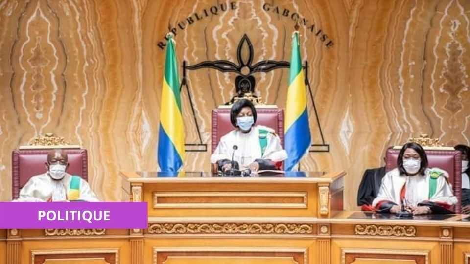 GABON : LA REFONTE DU CODE PÉNAL SALUÉE PAR LA PRÉSIDENTE DE LA COUR CONSTITUTIONNELLE