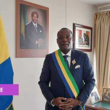 ALI AKBAR ONANGA Y'OBEGHE FAIT SON RETOUR OFFICIEL À L'ASSEMBLÉE NATIONALE