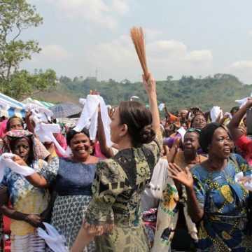 [TRIBUNE]: SYLVIA BONGO «LE GABON NE DOIT PAS LAISSER LA COVID-19 ANNULER DES DECENNIES DE PROGRES POUR LES DROITS DES FEMMES»