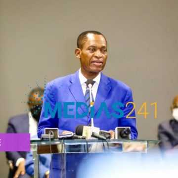 POLITIQUE :RENE NDEMEZO'O CLAQUE LA PORTE DE L'OPPOSITION ET REJOINT LE PDG