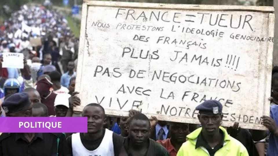 RWANDA : LA RESPONSABILITÉ DE LA FRANCE MISE EN EVIDENCE DANS LE GENOCIDE