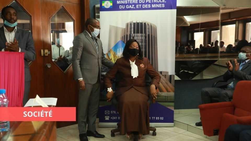 SOCIÉTÉ : ODETTE NZAMBA MAKAYA PREND SES FONCTIONS D'ADMINISTRATEUR DIRECTEUR GÉNÉRAL DE LA GOC