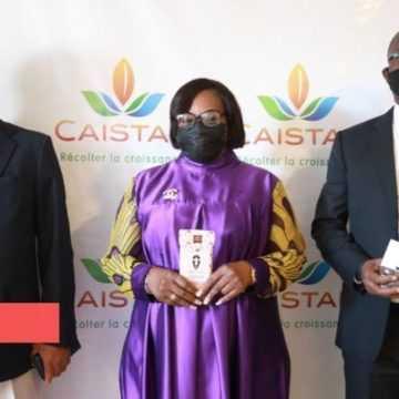CAISTAB : SIGNATURE D'UN PARTENARIAT POUR LA PRODUCTION DU CACAO MARCHAND KAKAOMUNDO
