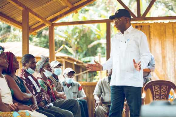 POLITIQUE : POUR SERGE MAURICE MABIALA, BARRO CHAMBRIER EST UN « DANDY ÉGARÉ EN POLITIQUE »