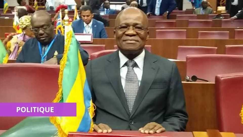 POLITIQUE : FAUSTIN BOUKOUBI PLAIDE POUR UNE SORTIE DE CRISE AU PARLEMENT AFRICAIN