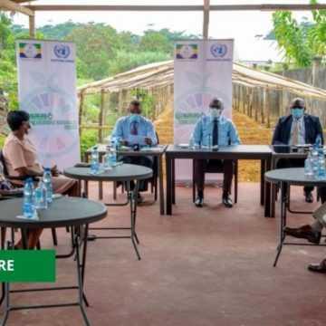 AGRICULTURE : LA FAO ACCUEILLE LES CONSULTATIONS DÉPLACÉES