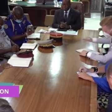 COOPÉRATION : LE GABON ET LA RÉPUBLIQUE TCHEQUE SOUHAITENT S'ALLIER SUR LE PLAN MILITAIRE