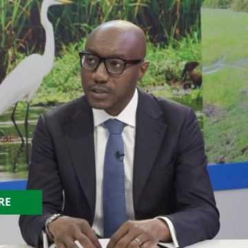 GABON : BIENDI MAGANGA MOUSSAVOU VEUT MODERNISER LA PRATIQUE AGRICOLE