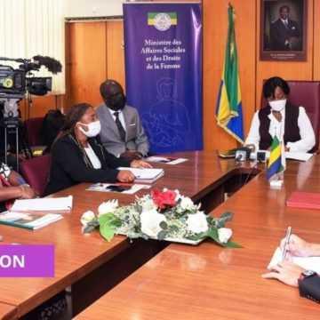 COOPÉRATION : LE GABON CONCLU UN ACCORD DE 54 MILLIONS DE FCFA POUR  RÉHABILITER UN CENTRE SOCIAL