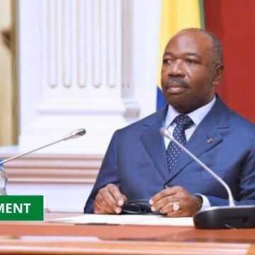 ENVIRONNEMENT : LE MONDE FAIT FACE À UN « RISQUE D'EMBALLEMENT CLIMATIQUE », ALI BONGO ONDIMBA