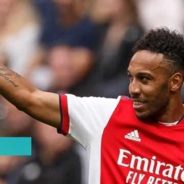 FOOTBALL : AUBAMEYANG POURRAIT REMPLACER RONALDO À LA JUVE