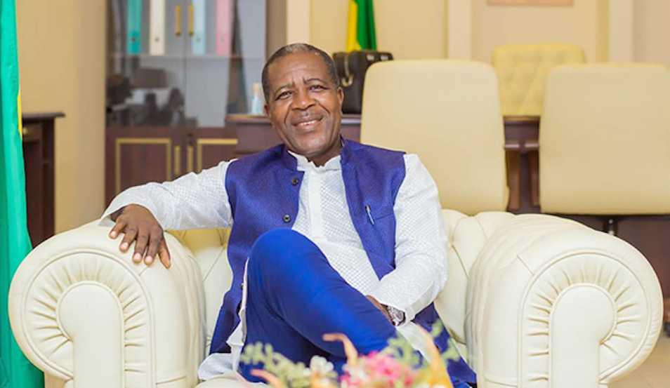POLITIQUE: MATHIAS OTOUNGA, BLANC COMME NEIGE SUR LES INCIDENTS D'OKONDJA