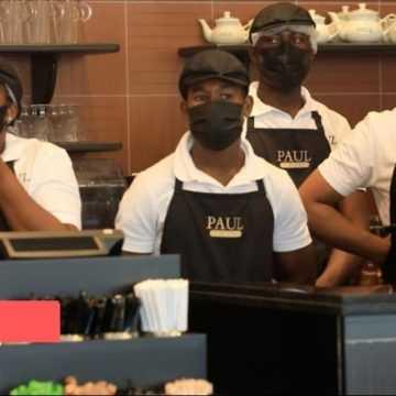 SOCIETE : PAUL « LE CAFÉ » S'INSTALLE À GLASS