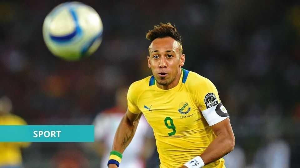 FOOTBALL : AUBAMEYANG POURRAIT ÊTRE DE LA PARTIE EN ANGOLA