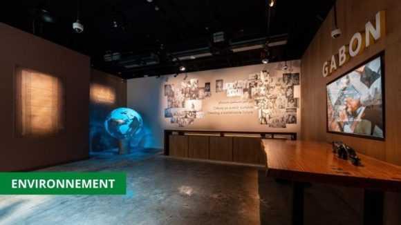 EXPO-2020 : LE GABON EXPOSE SA FORÊT ET SE CRÉE « UN AVENIR DURABLE » À DUBAÏ