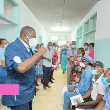 SAMU SOCIAL : 714 PERSONNES PRISES EN CHARGE ET DES MÉDICAMENTS OFFERTS À MEDOUNEU