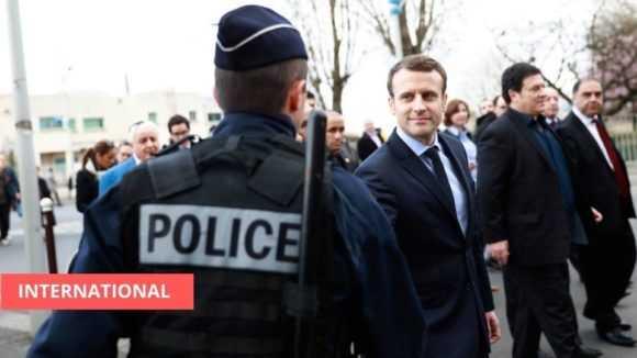 FRANCE : ARRESTATIONS ARBITRAIRES EN MARGE D'UN SOMMET EN FRANCE