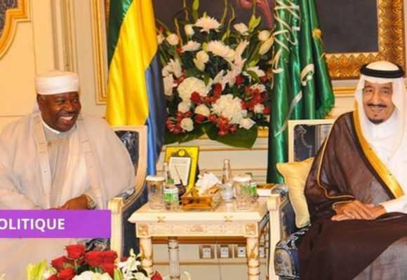 POLITIQUE :ALI BONGOONDIMBAEN ARABIE SAOUDITE ET À GLASGOW POUR LA COP26